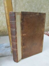 An ACCOUNT of CORSICA,Journal of Island Tour,PASSCAL PAOLI Memoirs,1768,BASWELL