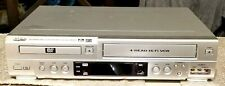New listing Sanyo Dvd player Vcr Combo Dvw-6100 Stereo Vhs Video Cassette Recorder No Remote