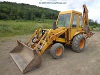 REPAIR Case 580 B 580B Tractors Loader Backhoe Shop Service Manual 580-B CK King