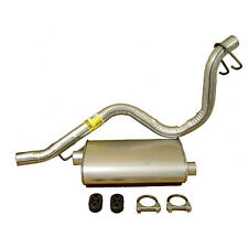 Muffler And Tailpipe Kit Jeep Wrangler 1993-1995 2.5L & 4.0L 17606.02 Omix-ADA
