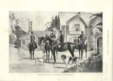 1894 Future Kings Prince Of Wales Duke Of York Sandringham Holland Tringham