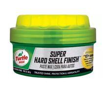 Turtle Wax Super Hard Shell Finish Maximum Shine Car Paste Wax 397g