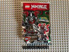 NEW LEGO Polybag / Foil Pack 891726 NINJAGO Vermillion