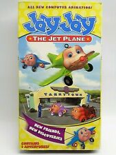 Jay Jay The Jet Plane Vhs Tape Kids Movie Show