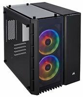 Corsair CC-9011135-WW Crystal Series 280x Black Rgb (cc9011135ww)