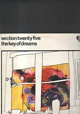 SECTION TWENTY FIVE - the key of dreams LP