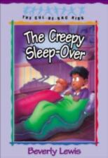 Cul-De-sac Kids: The Creepy Sleep-Over 17 by Beverly Lewis (1998, Paperback)