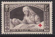 FRANCE TIMBRE NEUF  N° 460 **  CROIX ROUGE AU PROFIT DES BLESSES