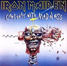 Iron Maiden - Can I Play With Madness Vinyl 7inch Parlophone