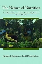 The Nature of Nutrition: A Unifying Framework from Animal Adaptation to Human O