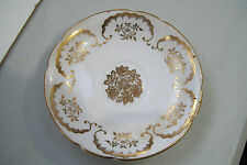 """Stanley Bone China gold Decorated 5 1/4"""" Saucer Made in England"""