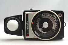 @ Ship in 24 Hrs @ Rare @ Vintage Minolta Auto Meter Professional Exposure Meter
