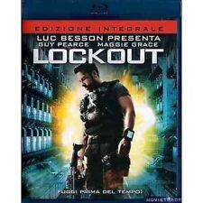 Blu Ray LOCKOUT - (2012) *** Edizione Integrale ***   ......NUOVO
