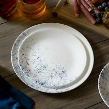 Corelle Vive Indigo Speckle 16 Pieces Dinnerware Home Kitchen Set Vitrelle Glass