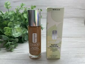 Clinique Beyond Perfecting Foundation + Concealer #WN 96 Chai(M) NEW IN BOX 30ml