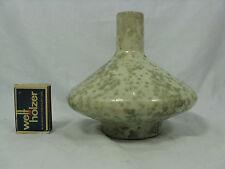 "70´s design otto CERAMICA ""UFO"" forma Pottery Vaso SPECIAL Glaze variation 14 cm"