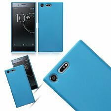 Sony Xperia XZ Premium Case Impact Displacement FlexiMicro Ballistic Gel Blue