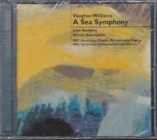 "VAUGHAN WILLIAMS ""A SEA SYMPHONY"" SEALED CD JOAN RODGERS/SIMON KEENLYSIDE 2004"