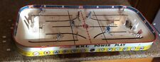 Coleco 5320 Official NHL Power Play Table Hockey Game 1969