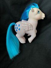 Vintage G1 My Little Pony Lot #39: SPRINKLES Pegasus Waterfall Playset