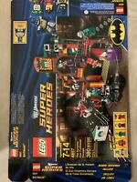 LEGO 6857 DC Universe Super Heroes Dynamic Duo Funhouse Escape - BOX ONLY