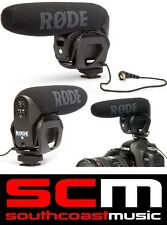 Rode VideoMic Pro VMPR Video Microphone w/ Rycote Lyre Suspension Video Mic