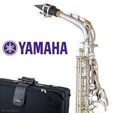 Yamaha YAS-62S III Silver-plated Alto Saxophone FREE SHIPPING BrassBarn