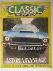 Classic & Sportscar October 1986 Aston DBS V8 Jaguar D-Type Herald MG YT GTA