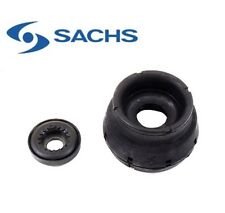 SACHS BOGE OEM For AUDI VW Front Strut Mounts+Bearings+Nuts Kit 3PC. L or R
