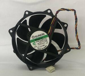 SUNON 9cm 9025 KDE1209PTVX 12V 7.0W 4-pin magnetic float PWM round fan