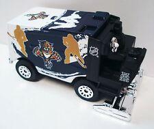 TOP DOG - NHL - FLORIDA PANTHERS 1:50 Scale Zamboni - NEW - FREE SHIP!