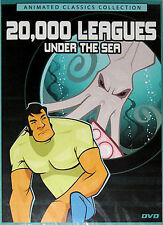 20,000 Leagues Under The Sea - Animated Classics Collection 1989 by Professor Ar