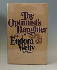 Eudora Welty The Optimist's Daughter w/ Dust Jacket SIGNED 1ST. Ed. Nice