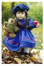 "NIB NOS Chantal Poulin ""Autumn"" Collector's Doll #249/15,000"