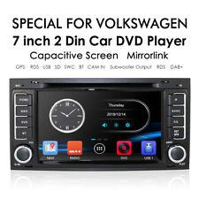 Car stereo Radio DVD Player GPS Navigation For VolksWagen VW Touareg T5 Multivan