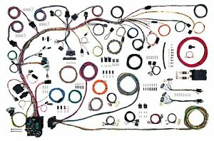 1971-80 International Harvester Scout II American Autowire Wiring Harness