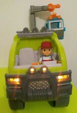 Paw Patrol Jungle Rescue Paw Terrain Vehicle with Ryder Figure Lights &  Sounds