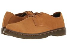 NEW Dr Martens SoftWair ELSFIELD Suede Light Brown Casual Men's Shoes Size 12