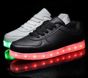 Led Light Up Shoes Unisex Men and Women Sizes Available
