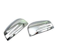 Chrome Side Mirror Cover 2pcs for Mercedes Benz ML Class W166 2012-15 ML350 550