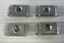 RHINO COMMERCIAL BAR M10 CHANNEL NUTS - 4 PACK $16 POSTED FREE