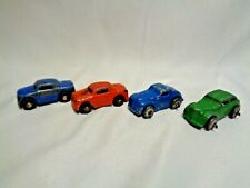 Old Barclay Cars for Toy Car Hauler Truck Lot of 4 (1C)