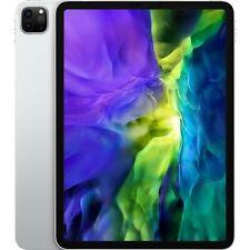 "Apple iPad Pro 11"" 2nd generación (último modelo 2020) 256GB, Wi-fi-Plata MXDD2LL/A"