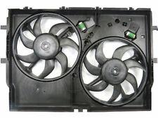 Dual Radiator /& Cond Fan For 14-17 Ram ProMaster 1500//2500//3500 W// AC 3.0L L4