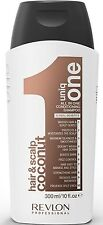 UNIQ ONE Revlon COCONUT Cleansing Balm Uniq 1 With 10 Real Effects 300ml