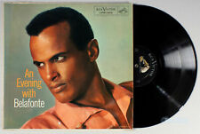 Harry Belafonte - An Evening with (1957) Vinyl LP • Folk, Calypso