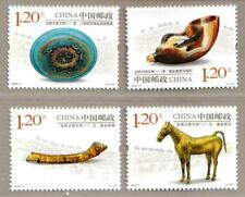 China 2018-11 Cultural Relics along Silk Road I Stamps 絲綢之路文物