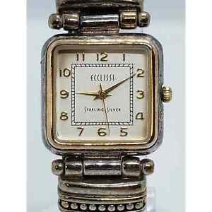 Vintage Ecclissi Women Sterling Silver