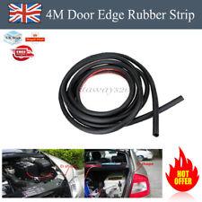 4M Universal Large Car Door Rubber EDGE DOOR SEAL Weatherstrip SUV Large D-Type