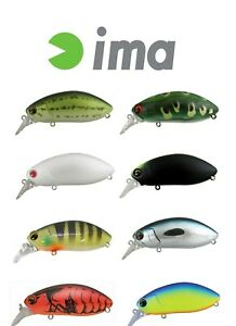 Ima ROUMBA Silent Topwater Wakebait Shallow Crank Bass Fishing Select Color